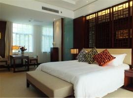 Shanghai Jiading Villa Garden Hotel