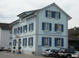 Hotel Speiserestaurant Bahnhof, Güttingen