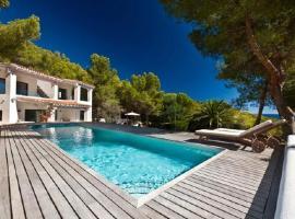 Four-Bedroom Apartment in Ibiza with Pool III, Ibiza