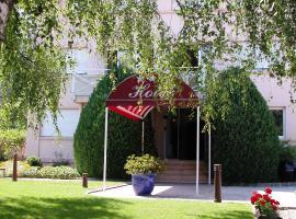 Hotel Le Jura, Дівонн-ле-Бен
