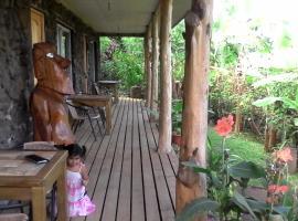 Cabañas Pumakari, Hanga Roa