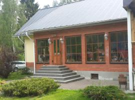 Country House in Sorokino, Lesgi