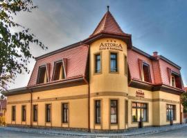 Astoria Hotel & Restaurant, Gheorgheni