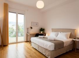 Nakos Homes Luxury Apartment-Acropolis Area