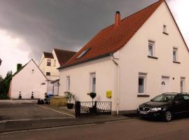 Gästehaus Kaster, Homburg