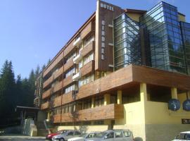 Hotel Cindrel, Szebenjuharos