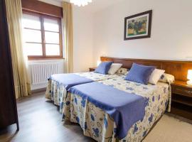 HOTEL-APARTAMENTOS LA BILBAINA, Vegadeo