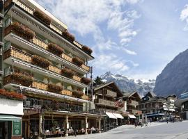 Hotel Central Wolter - Grindelwald
