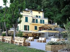 Villa Del Sasso, 사소마르코니