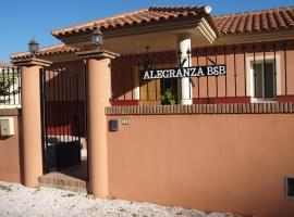 Alegranza Bed&Breakfast, Coín
