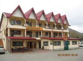 Motel Flora, Lepşa