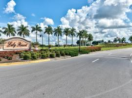 Messina Golf Condo at the Lely Resort, Naples