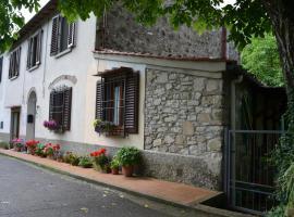 La Casa di Dona e Paolo, Molino del Piano