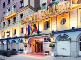 Sercotel Gran Hotel Conde Duque