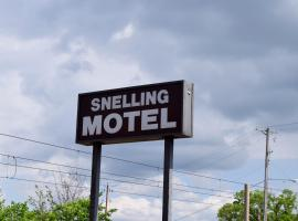 Snelling Motor Inn, Minneapolis