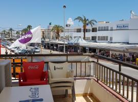 Apartamentos Moma Daus, Playa d'en Bossa