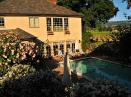 Vineyard Country Inn, St. Helena