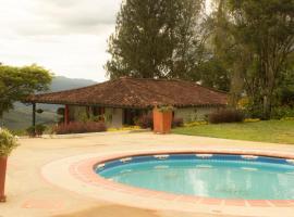 Cabaña Villa Maria, Valle de San José