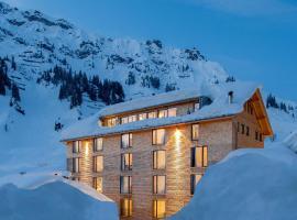 Hotel Mondschein - seit 1739, Stuben am Arlberg