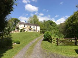 Y Neuadd Country House B&B, Llandovery