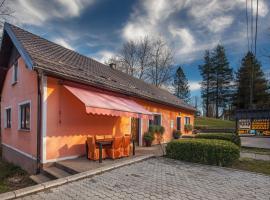 Guest House Slavica, Jezerce