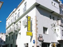 Hostal El Roser, L'Escala