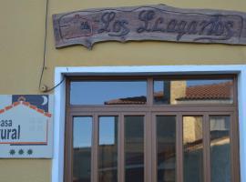 Casa Rural Los Lláganos, Villaturiel