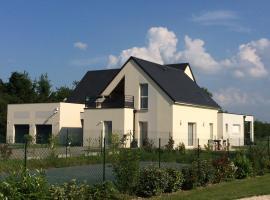 Le Nid'Angèle, Montlouis-sur-Loire