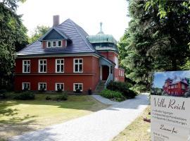 Gästehaus Villa Reich, Lübben