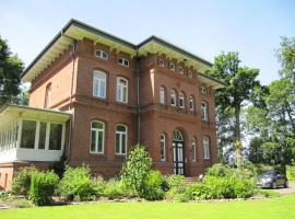 Haus im Park, Wesselburen