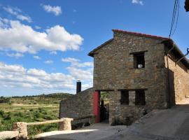 Casa Rural El Boixar - El Mirador, Bojar
