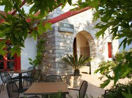 Aposperides Hotel, Livadi