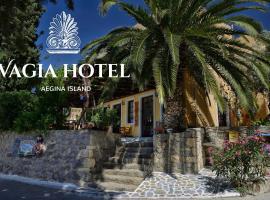 Vagia Hotel, Vagia