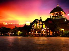 Chiangmai Night Safari Resort, Hang Dong