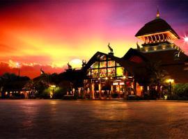 Chiangmai Night Safari Resort, Hang Dong