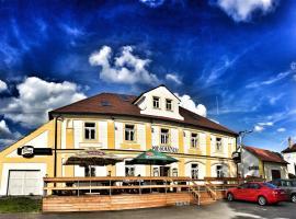 Hotel Pod Kokšínem, Spálené Poříčí
