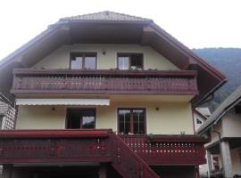 Apartment Korošec Matej, Bohinj