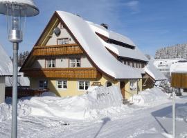 Pension Haus Hubertus, Sankt Märgen