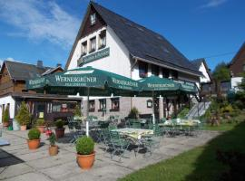 Gaststätte und Pension Skiklause, Klingenthal