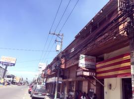 Summer Palace Hotel, Puerto Cortes