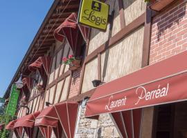 Hotel Restaurant Laurent Perreal, Attignat