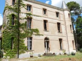 Chateau la Bouriette, Moussoulens