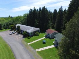 The Lionstone Inn Motel and Cottages, Pictou