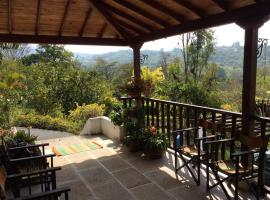 Villa Liliaedu, La Ceiba