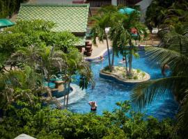 Baan Karonburi Resort, Praia de Karon