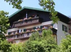 Haus Stadler, Sankt Gilgen