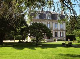 Manoir Le Mesnil, Saint-Martin-aux-Chartrains