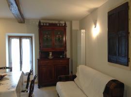 Dal Picasass House, Madonna del Sasso