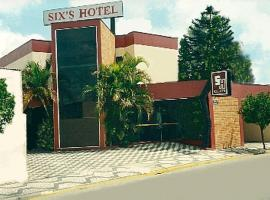 Six's Hotel, Jacareí