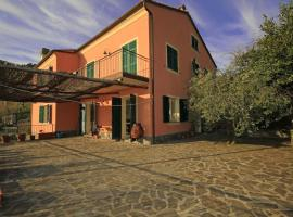 Villa AcquaMarina, Bonassola